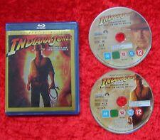 Indiana Jones y la Königreich el Calavera de cristal, 2 Disco Blu Ray