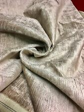 LAURA ASHLEY SABLE VILLANDRY VELVET MINK FABRIC 1.6  METRES