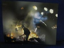 THUNDERBIRDS FIRE & EXPLOSIONS 10 x 8 PHOTO GERRY ANDERSON # 2