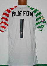 buffon match worn shirt juventus maglia jersey soccer 2010 2011 shirt issued