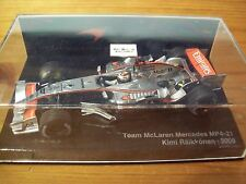 1/43 McLAREN 2006 MP4/21 MERCEDES KIMI RAIKKONEN TEAM EDITION
