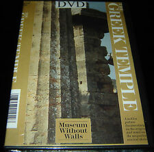 Museum Without Walls Greek Temple New DVD SEALED ARTIST HISTORY ART ARCHITECURE