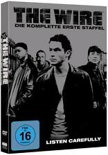 5x DVD im Schuber: The Wire - Staffel 1 (2010)