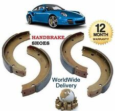 FOR PORSCHE 911 966 CARRERA 1997-2005 REAR HAND BRAKE SHOES SET
