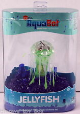 HEXBUG AquaBot Light Up Robotic Jellyfish - Green - Water Brings it to Life!