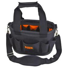 Klein Tools Polyester Organizer Storage Tool Supplies Bag Tote Shoulder Strap