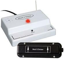 Mail Chime Wireless Alert System