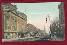 Vintage Postcard.Stoke Newington&Alexandra Theatre.Gordon Smith Photo.No116.D12