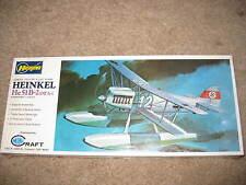 FACTORY SEALED HASEGAWA HEINKEL He 51 B-2 or A-1 MODEL