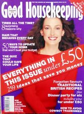 Good Housekeeping Magazine March 2002