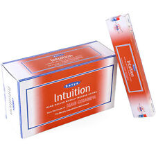 "Nag Champa ""Intuition""  Incense 3x15g boxes of  Incense~uk seller"