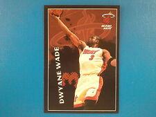 2009-10 Panini NBA Basketball n.370 Dwyane Wade Miami Heat