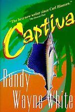 Randy Wayne White - CAPTIVA - 1st/1st - beauty !