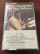 FATS DOMINO - MY BLUE HEAVEN  - K7 CASSETTE TAPE CINTA - NEW SEALED - ASTAN