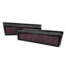K&N Replacement Air Filter - 33-2449 - Performance Panel - Genuine Part