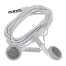New Headset Earphones Headphones With Remote + Mic Controls For iPhone 5/5C/4S/4
