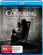 The Conjuring : NEW Blu-Ray