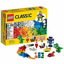 LEGO Creative Supplement 10693 Box Bricks Set Big Lego Sets Brickset FREE P&P