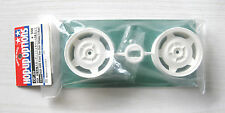 NIP Vintage Tamiya 4WD Front Star-Dish Wheels (1 Pair) 53089 Top Force 58100