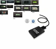 Bluetooth USB SD AUX MP3 Adaptateur Skoda 12 Broches Roomster Yeti