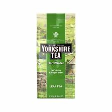 Yorkshire Hardwater Loose Leaf tea 250g