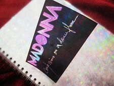 GLITTERY Madonna RARE Confessions On A Dance Floor PROMO ONLY Discoball Notebook