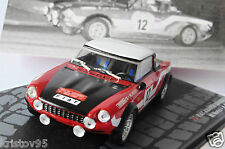 FIAT ABARTH 124 RALLY #12 VERINI TORRIANI RALLY SAN REMO 1973 IXO ALTAYA 1/43