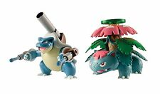 Pokemon Feature Figure - Battle Action Mega Venasaur 2PCS
