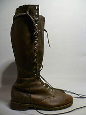Depression Era USA Calvary Engineer Biker Riding Cowboy Logger Boot Men's  9