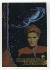 Star Trek Voyager Profiles Captains Series 4/4 Janeway 1092/1200