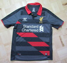 The Reds FC LIVERPOOL Third shirt jersey Warrior 2014-2015 /KIDS / BOY M/ 134 cm
