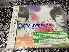 JEJUNG YUCHUN Colors: Melody and Harmony CD NEW Sealed Taiwan Ver. TVXQ JYJ DBSK