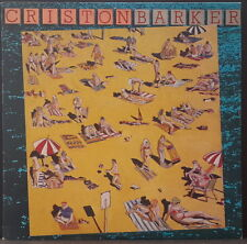 CRISTON BARKER - SIDE BY SIDE OZ NEW WAVE ON RUMUR REC '83 SAMPLE EXTRA RARE