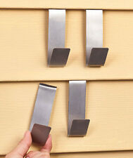 The Lakeside Collection Set of 4 Vinyl Siding Clips