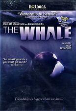 BRAND NEW DVD // hotDOCS // The Whale  // Ryan Reynolds   Scarlett Johansson