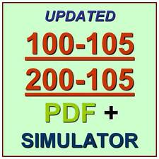 CCNA ICND Interconnecting Cisco Networking 100-105 200-105 Test V3.0 Exam QA+SIM