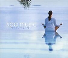 Montgomery Smith Spa Music: Relax & Rejuvenate CD