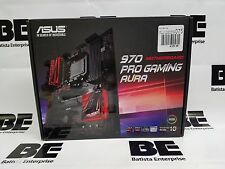 Asus 970 PRO GAMING/AURA ATX Desktop Motherboard w/ AMD 970 Chipset, Socket AM3+