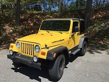 Jeep: Wrangler No.1 ON EBAY