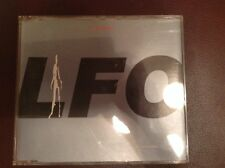 LFO, We Are Back CD single from 1991 on Warp