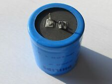 2 unidades-Elko 2200µf 100v 105 ° C Philips long life rm10 capacitor 10000h ll