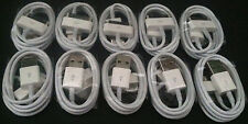 10x 1M Original 30-Pin To USB Charge Sync Cable Charger for Apple iPhone 3 4 4s