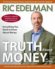 THE TRUTH ABOUT MONEY Ric Edelman Financial self help NEW book money finance Oz