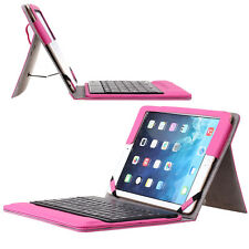 Wireless Bluetooth Removable Keyboard PU Leather Cover Case for Apple iPad Air 2