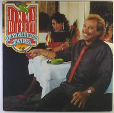 "12"" LP - Jimmy Buffett - Last Mango In Paris - L5424h - washed & cleaned"