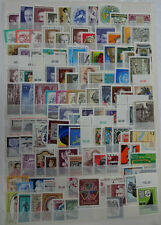 AUSTRIA 1975-80 MNH COLLECTION OF STAMPS, SETS & MINI SHEETS, APPROX 450 STAMPS
