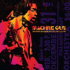 Jimi Hendrix - Machine Gun - The Fillmore East 1.Show (2LP Vinyl) NEU+OVP!