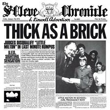 JETHRO TULL THICK AS A BRICK 2013 Steven Wilson Mix REMASTERED CD NEW
