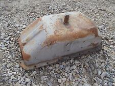 Allis Chalmers WD45 WD 45 Tractor Gleaner combine engine motor oil pan & drain p
