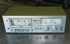 Toshiba Cassette Tape Deck Recorder PC X 10M Working Dolby Metal Tape Good Cond